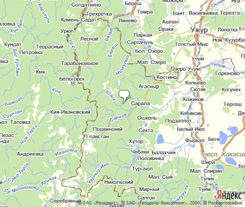 Орджоникидзевский район - карта, Республика Хакасия ...: http://karta-russia.ru/hakasiya_ordzhonikidzevskiy/
