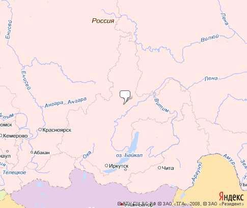 Иркутская область • сибирский