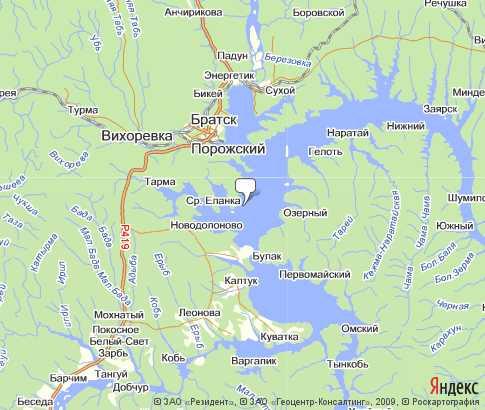 карта братского района скачать бесплатно - фото 4