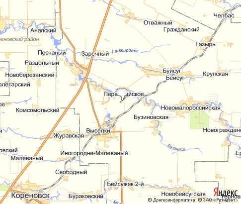 Карта: Орел-Изумруд