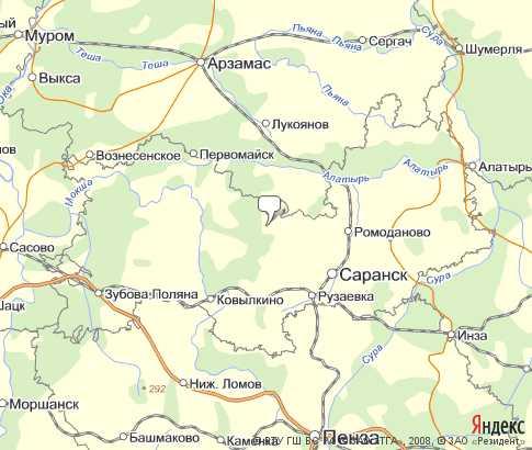 Республика мордовия • приволжский