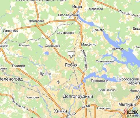 Г лобня • московская область
