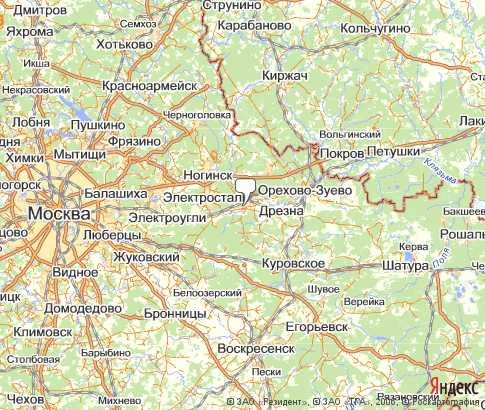 места шлюх на карте
