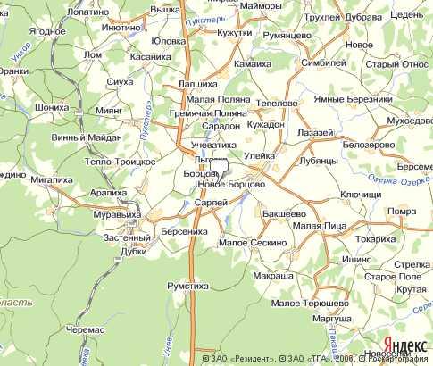 Нижегородская область какой федеральный округ