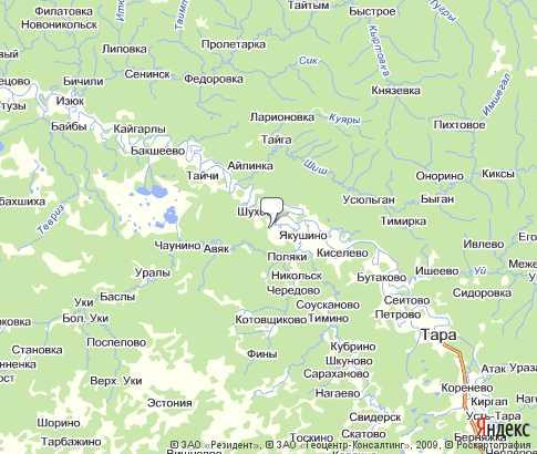 Знаменский район • омская область