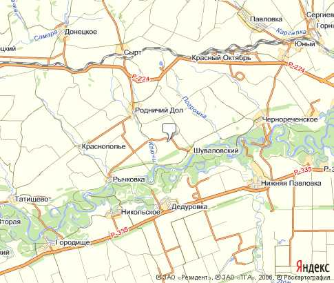 Карта: Кушкуль