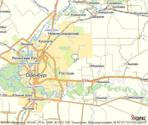 Карта: Ростоши
